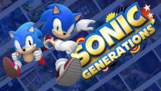 Rooftop Run (Modern) - Sonic Generations [OST]