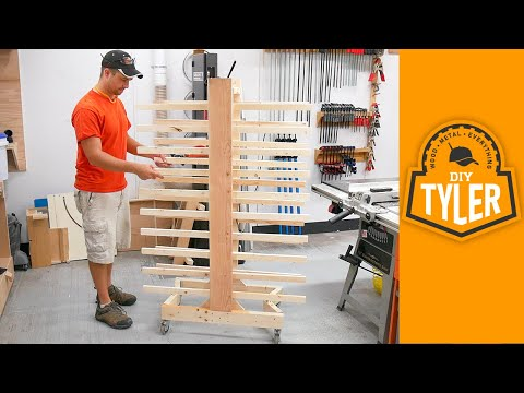 Folding Drying Rack for Finishing. YOU NEED THIS!