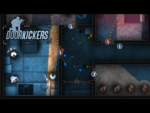 Door Kickers (PC) Single Plan Compilation