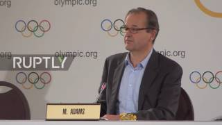 Switzerland  Rio Olympics were 'the most perfect imperfect games' – IOC spokesperson