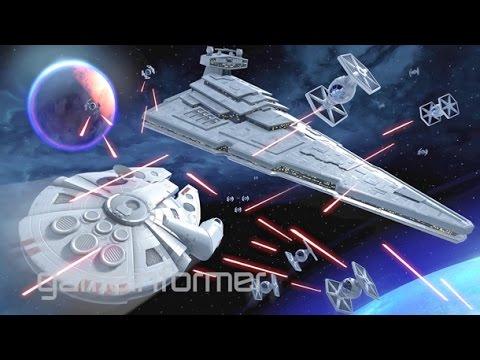 Star Wars confirmed for Disney Infinity 3.0, trailer released