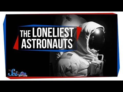 The Apollo Program's Loneliest Astronauts