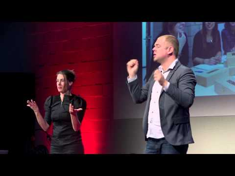How A Language Can Limit Your Access To A Community: Dennis Hoogeveen At TEDxRoermond