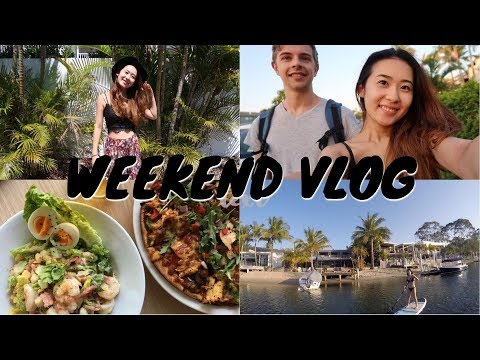 WEEKEND VLOG IN NOOSA, AUSTRALIA