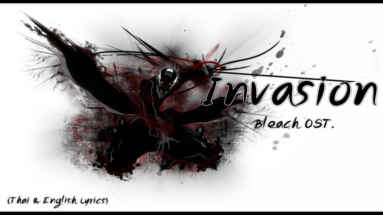 "Download ""Invasion"" by Shiro SAGISU - BLEACH: The DiamondDust Rebellion OST. (Thai & English Lyrics)"