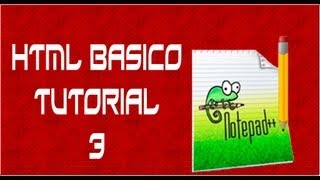 Curso ( html ) HTML Basico 2013 -  link links  (etiqueta a - href ) Tutorial 3