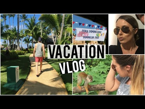 OUR PUNTA CANA VACATION VLOG!