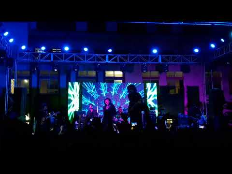 Revolution band live at ELITTE COLLEGE OF ENGINEERING 2k18