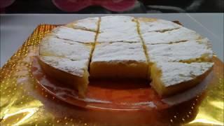 Сладкий Пирог из Тыквы с Лимоном! Без муки и масла Объедение!!!