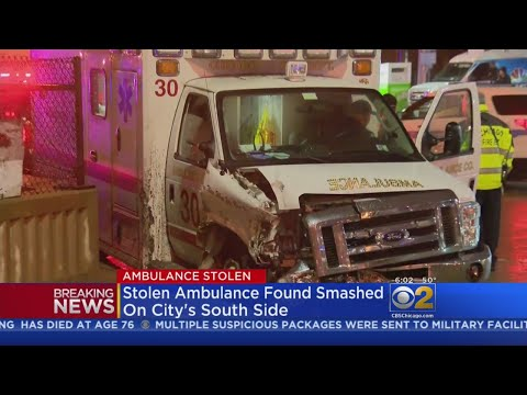 Man Kicked Out Of Emergency Room Steals Fire Department Ambulance