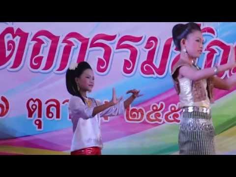 สพป ขอนแก่นเขต5 แข่งขันนาฏศิลป์ไทยอนุรักษ์ป1 6