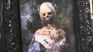 Lukisan Bisa Bergerak dan Berubah Jadi Hantu Mengerikan | Unik dan Keren