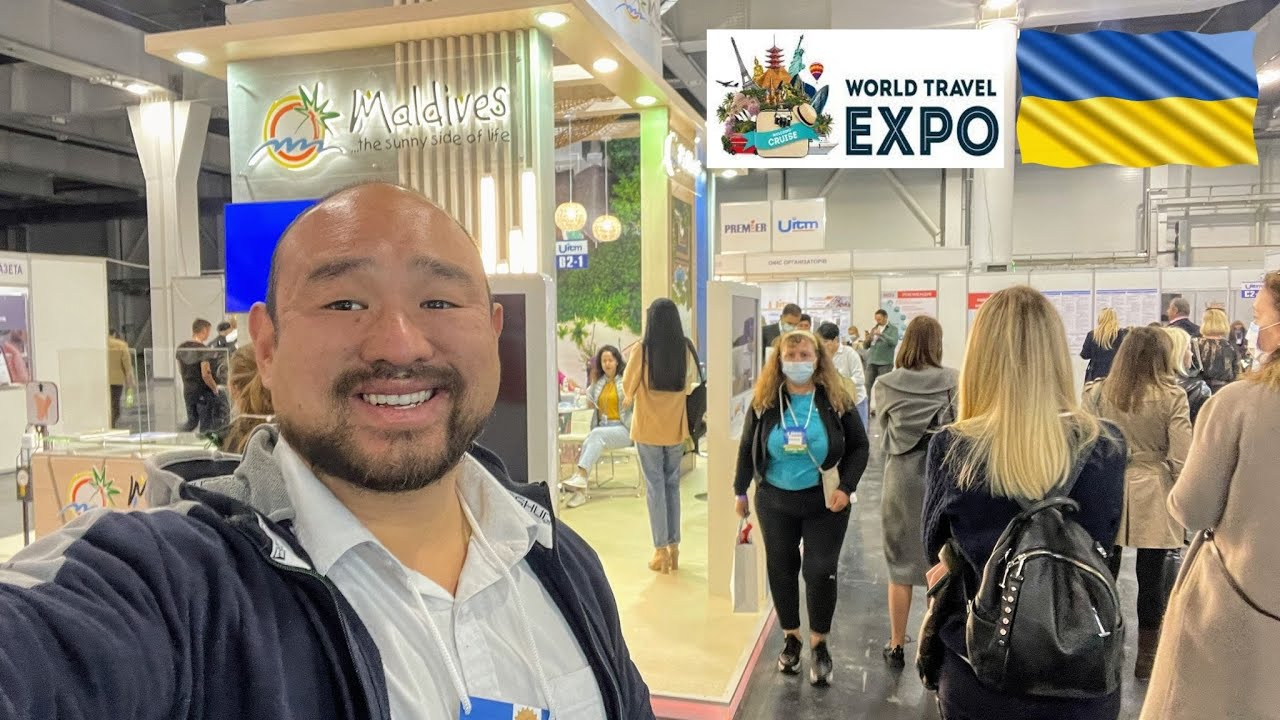 Tourism Ukraine   Travel Expo! 🇺🇦