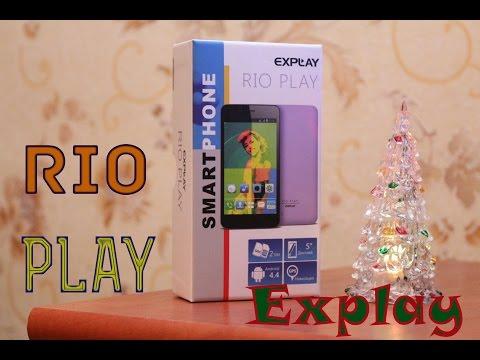 Обзор Explay Rio Play