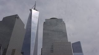 UPDATE! One World Trade Center / Freedom Tower 7/24/2013 construction progress part 1