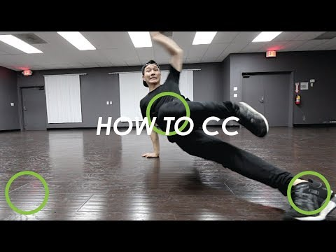 HOW TO BREAKDANCE: CC FOOTWORK