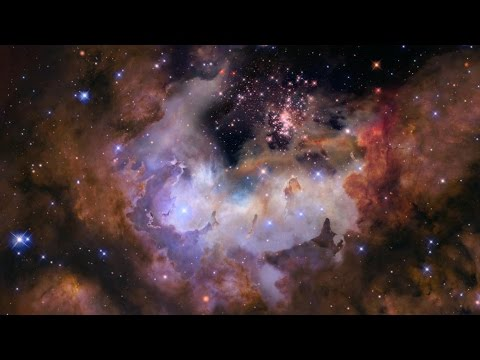 Celestial Fireworks: Star Cluster Westerlund 2
