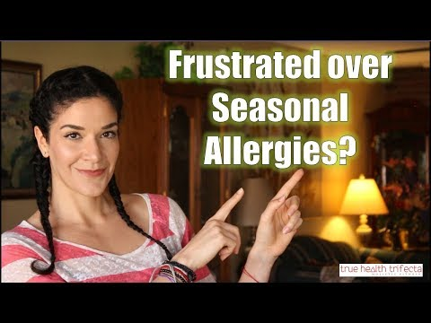 How to stop pain & frustration from ALLERGIES! – Stress Relief / EFT / Cat Lady Fitness