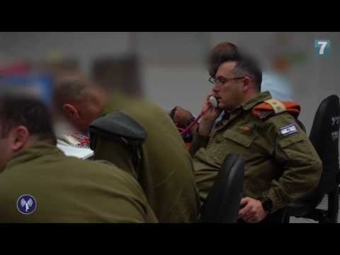 Watch: IDF Southern Command drill