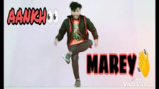 SIMMBA - AANKH MAREY - Dance Choreography By Me