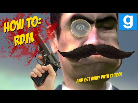 """How to RDM"" 
