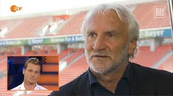 Rudi Völler sagt Marcell Jansen hat den Fußball nie Geliebt!