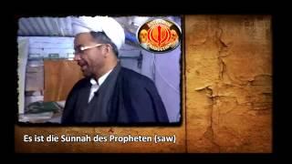 Warum Shia Speichel ins Essen mischen