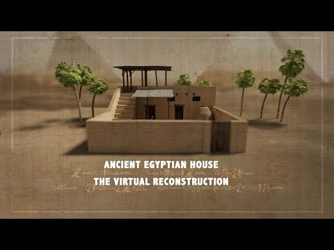 Ancient Egyptian House,