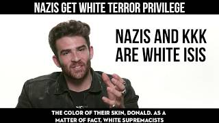 White Privilege Of Terror