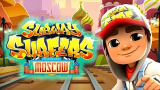 NEW UPDATE!! Subway Surfers World Tour Moscow 2019 Gameplay