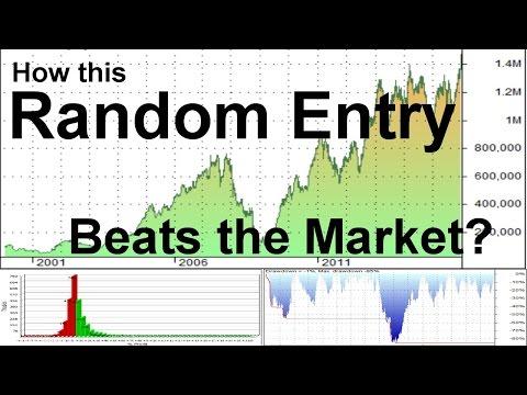 Trading random on forex