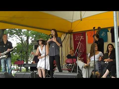 Stewart Park Festival 2017: Wendy Laut Riverstage Performances