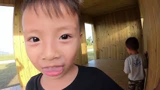 GoPro 7 影片-港寮枝景觀農場*家庭露營