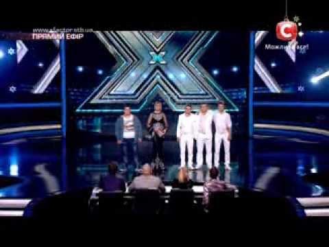 Видео, Х-фактор 4.Голосуй за победителя Десятый прямой эфир 28.12.2013