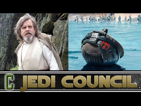 Will There Be An Episode 8 Trailer Before Rogue One? - Collider Jedi Council