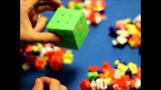 Cubo Mágico DIY Assembled Cyclone Boys 3x3x3 (unboxing)