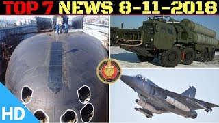 Indian Defence Updates : India's New S4 Star Submarine,200 Tejas MK2,S400 Support Center in China