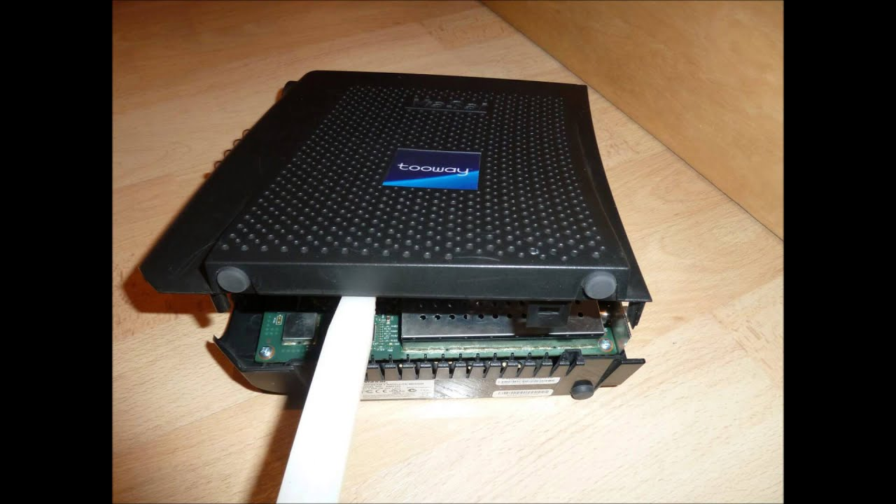 Viasat Tooway Surfbeam 2 Satellite Modem Youtube