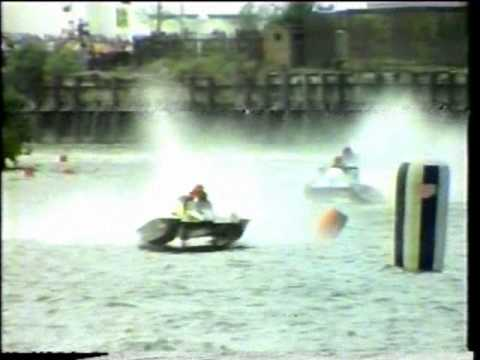 Bristol Powerboat Race In The 70 S Pt2