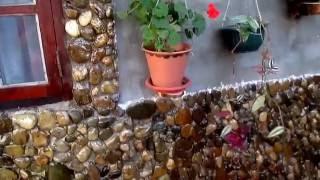 видео Облицовка выложенных стен