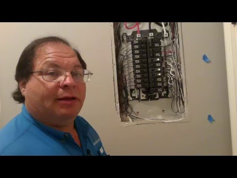 Home Inspection Brandon MS Electrical Panel