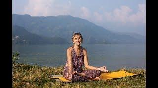 Йога в преклонном возрасте. Татьяна Марина, 70 лет