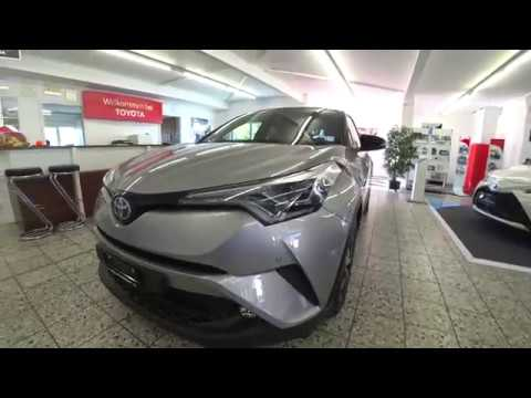 New Toyota CHR Hybrid Review Interior Exterior 2018