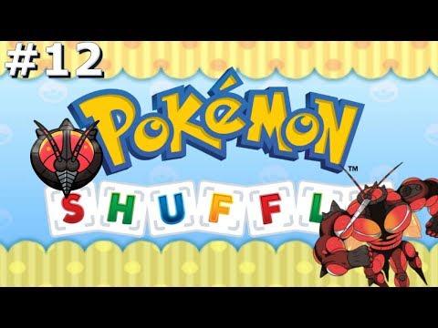 Pokemon Shuffle - Buzzwole UB Challenge - Episode 12