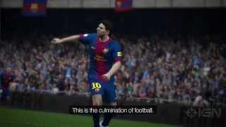 FIFA 14 Trailer - E3 2013 EA Conference