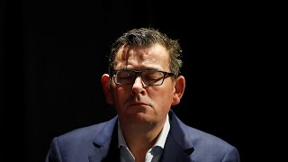 Emotional Daniel Andrews announces Victoria will be 'one state again' from November 9