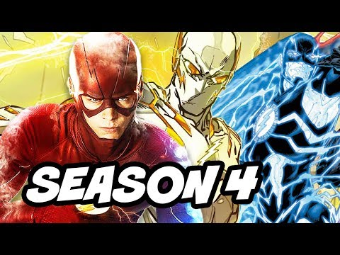 The Flash Season 4 - Ultimate Future Flash Has Already Been Teased