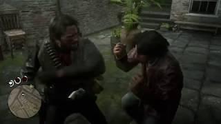 #93 Britvin Highlights in Red Dead Redemption 2 | Особые моменты в rdr 2