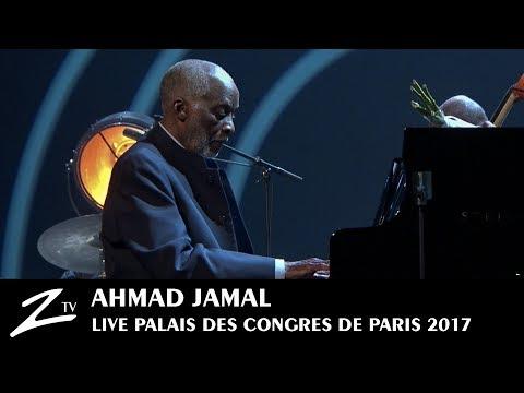 """Ahmad Jamal - """" Autumn Leaves """" - Palais des Congrès Paris 2017 - LIVE HD"""
