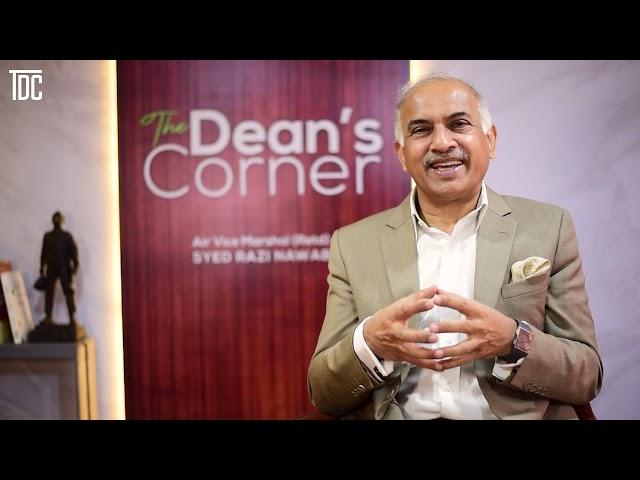 Premiere - The Dean's Corner - Objectives (22.01.21)